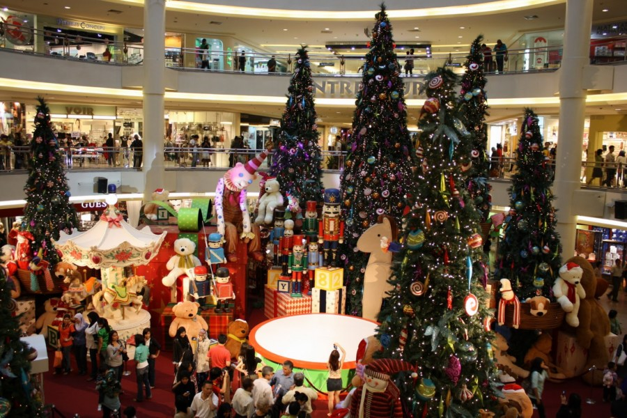 Begin your shopping for Christmas Celebrations | Times Square Chronicles