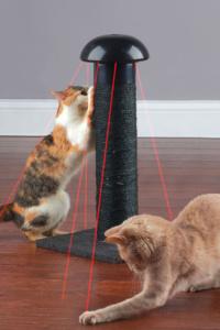 Laser Cat scratcher