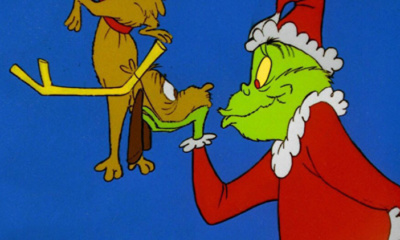 The Grinch who Stole Christmas