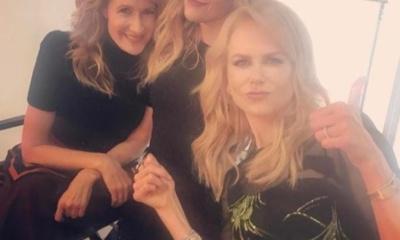 Laura Dern, Nicole Kidman, Reese Witherspoon