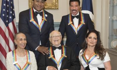 Carmen de Lavallade, LL Cool J, Norman Lear, Lionel Richie,Gloria Estefan.