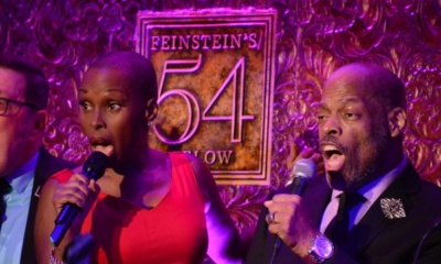 Brenda Braxton and Adrian Bailey