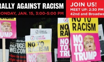 Rally Against Racism