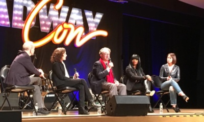 BroadwayCon, Joel Grey, Bebe Neuwirth