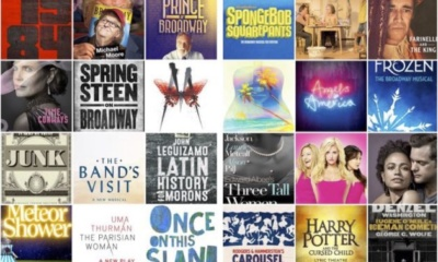 Broadway openings