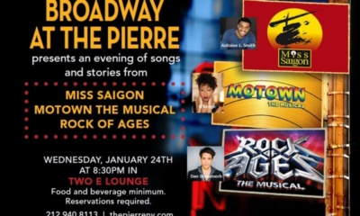 Broadway at the Pierre Hotel