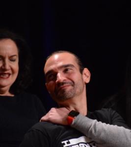 Olga Merediz , Javier Muñoz