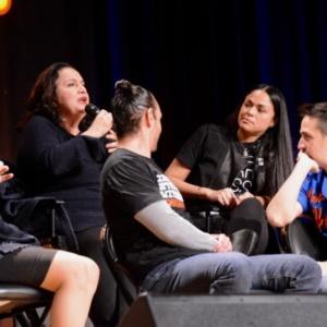 Lin-Manuel Miranda, Olga Merediz,Javier Muñoz, Karen Olivo