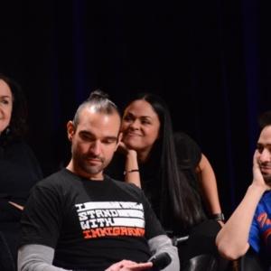 Olga Merediz, Lin-Manuel Miranda, Javier Muñoz, Karen Olivo