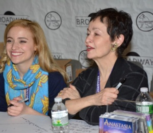 Christy Altomare, Lynn Ahrens