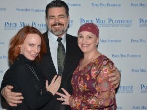 Sarah Litzsinger, Burke Moses, Jacquelyn Piro Donovan