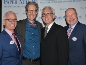 Mark S. Hoebee, Paul Slade Smith David Esbjornson, Todd Schmidt