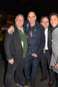 Gary Springer,Samuel Maoz,,Michael Barker, Sony Classics Pictures,Peter Trinh, Samuels Agent
