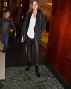 Supermodel Carey Murphy
