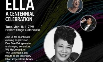 Ella-A-Centennial-Celebration, Dee Bridgewater, Wé McDonald, Ella Fitzgerald