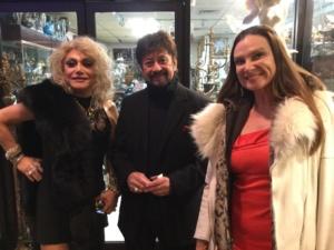 Bootsy Sterling, Joey Infante, Cindy Marinangel