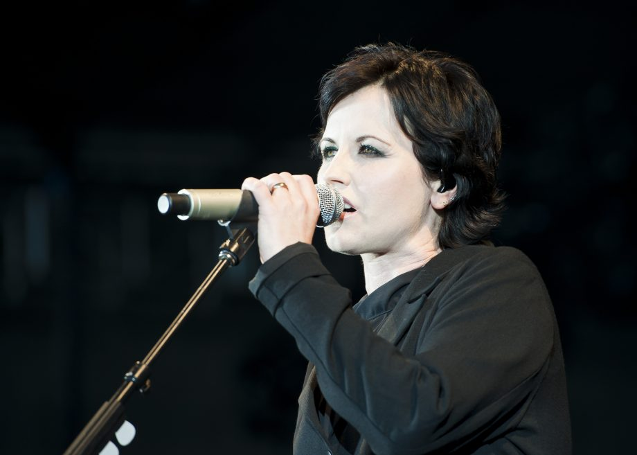 Dolores O'Riordan and The Cranberries were 'working on' new studio album