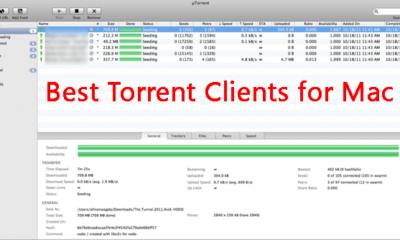 torrent client mac os x