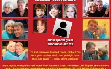 Richard Skipper, Carol Channing