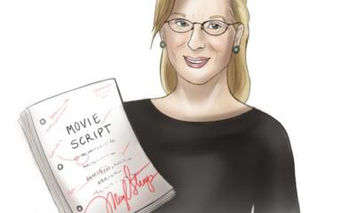 Meryl Streep , The Writers lab