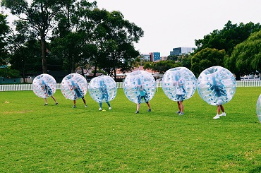 Inspirational And Memorable Team Building Activities