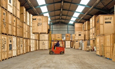 Removal and Storage Service Provider
