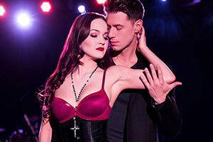 Constantine Rousouli, Lauren Zakrin,Cruel Intentions The Musical.