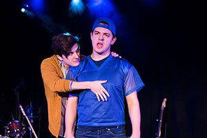 Alex Boniello, Brian Muller, Cruel Intentions The Musical.