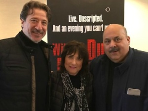 Federico Castelluccio, Magda Katz, Jeff Pirrami
