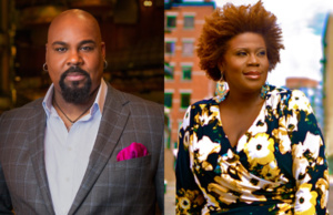 Capathia Jenkins,James Monroe Iglehart, The New York Pops