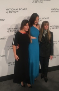Patty Jenkins, Gal Gadot and Annie Schulof