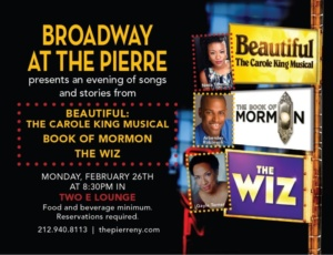 Broadway at the Pierre