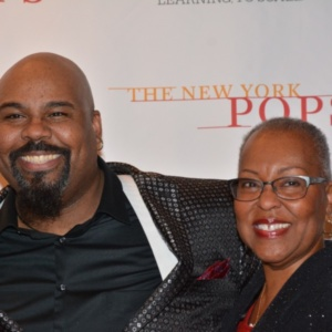 James Monroe Iglehart, Sandra Kay Hill