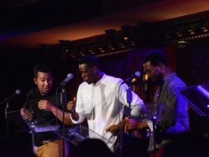 Justin Baret, Darius Barnes,Tyrone Jackson