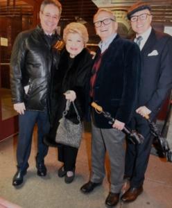 Mark Sendroff, Marilyn Maye, Bob Mackie