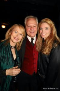Karin Oberlin, Jeffrey Hardy, Shana Farr