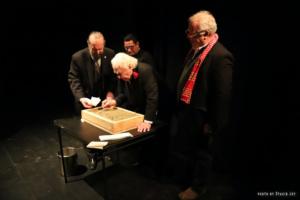 Lorcan Otway, Joe Sirola, Gary Springer