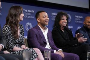 Sara Bareilles, John Legend,Alice Cooper