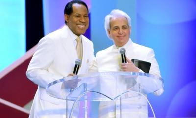 Pastor Chris Oyakhilome,Pastor Benny Hinn