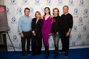 Blue Fox Entertainment, Mena Suvari, Lena Hall
