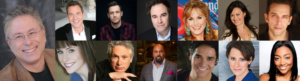 Alan Menken, Michael Arden, Roger Bart, Jodi Benson, Ashley Brown, Nick Cordero, Susan Egan, Harvey Fierstein, James Monroe Iglehart, Adam Jacobs, Judy Kuhn, Patina Miller