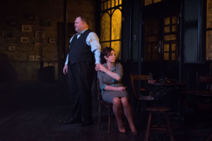 Mark Addy, Sally Rogers