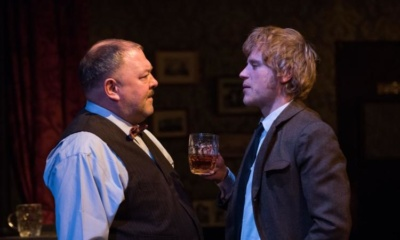 Mark Addy, Johnny Flynn
