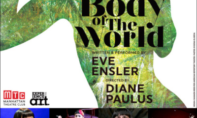 Eve Ensler, In The Body of The World