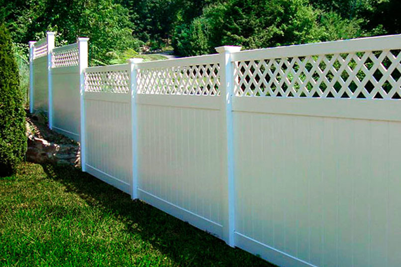 Vinyl fencing Privacy How To Choose The Best Vinyl Fence Contractor Westchester Fence Company How To Choose The Best Vinyl Fence Contractor Times Square Chronicles