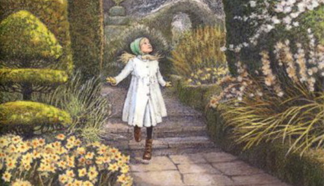 The Secret Garden Coming Back To Broadway Times Square