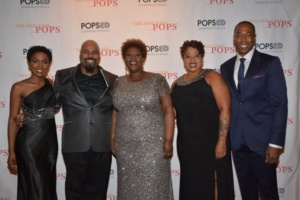 Anastasia Talley, James Monroe Iglehart, Capathia Jenkins, Crystal Monee Hall, Michael McElroy