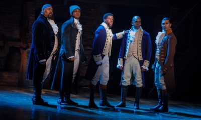 James Monroe Iglehart, J. Quinton Johnson, Michael-Luwoye, Daniel Breaker, Anthony Lee Medina