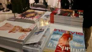 Instyle Magazine, Michael Kors, Macy's