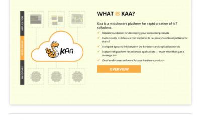 Kaa platform